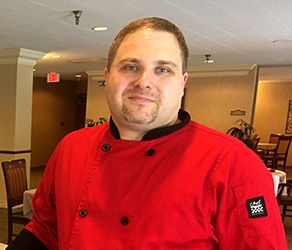 Generations Welcomes Corporate Chef